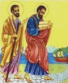 Paul et Barnabé Antioche