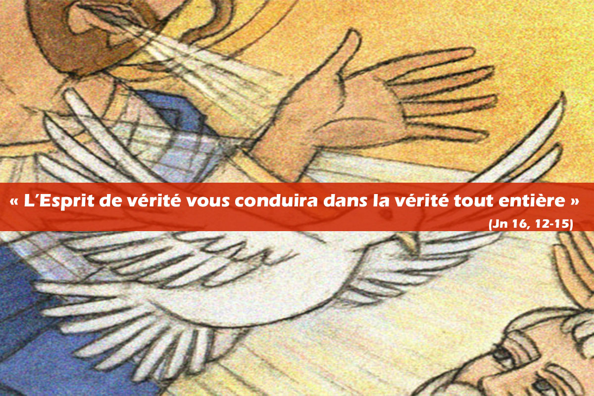 L'Esprit vous conduira à la vérité tout entière - Diocèse de Cayenne
